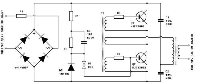 """Рис. 3 Схема """"электронного"""